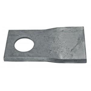 Cuchilla BCS Longitud x Anchura (mm): 100 x 40 agujero 19 mm