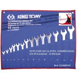 KING TONY ESTUCHE DE LLAVES...