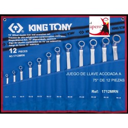 KING TONY JUEGO DE LLAVE...